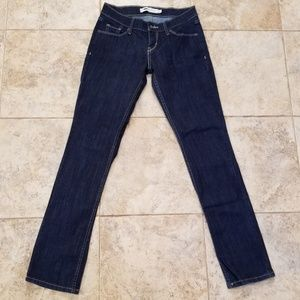 Levi's 524 Jeans Straight Like New! Great Pair!